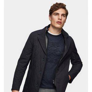 DAMAT Dark Blue Casual Jacket